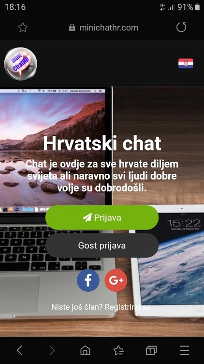 minichathr.com na chat.com.hr minichat chat sobe